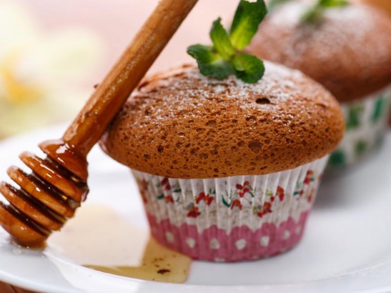 Cupcakes de especiarias Multi Gosto
